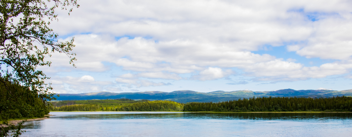 The Lands I Dream Of. Tännforsen, Jämtland, Sweden